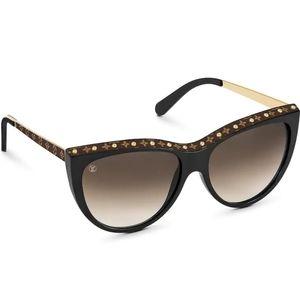 Louis Vuitton La Boum Canvas Sunglasses